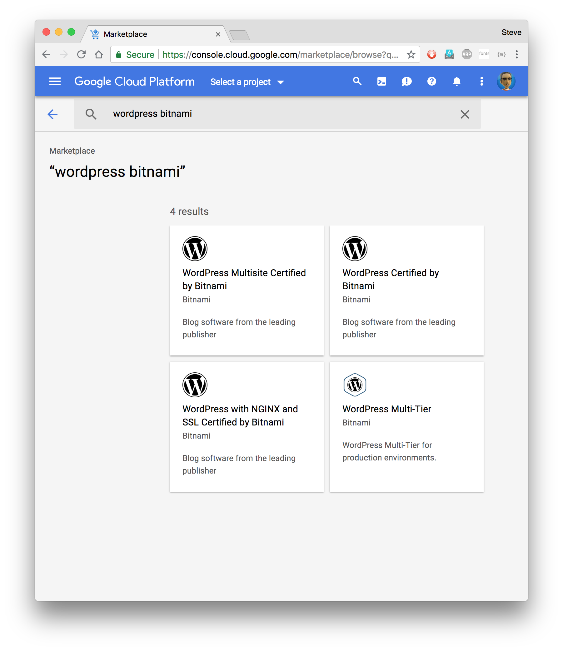 升級/轉移WordPress in GCP marketplace | HanG321 Blog