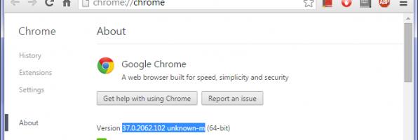 Google Chrome 64-bit 正式版